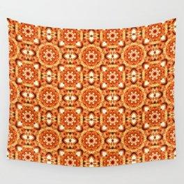 LIQUID GOLD Wall Tapestry