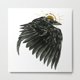 Brother Grimm Metal Print