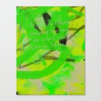 artsy Canvas Prints featuring Artsy by DesignByAmiee