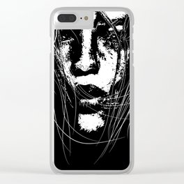 """""""SOLIVAGANT"""" art by weart2.com Clear iPhone Case"""
