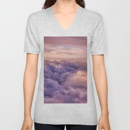 Mountains of Dreams Unisex V-Neck