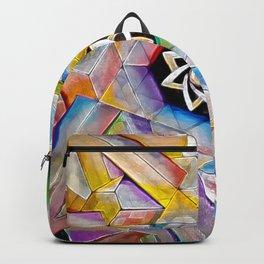 Escher Star Backpack
