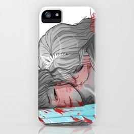 My Knight iPhone Case