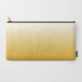 Autumn Yellow Gradient Carry-All Pouch