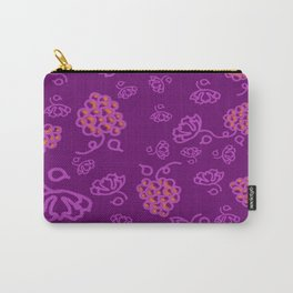 Grape On Carry-All Pouch