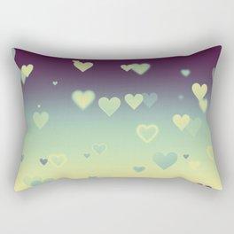 Bokehs VIII Rectangular Pillow