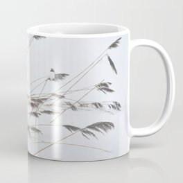 WINTER. GRASS. SNOW Coffee Mug