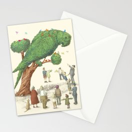 The Parrot Tree Stationery Cards