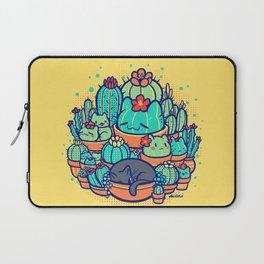 Catcus Patch Laptop Sleeve