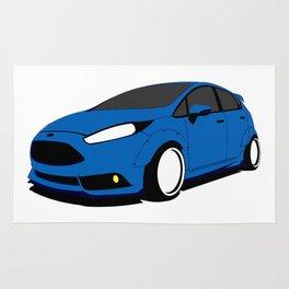 La Fiesta ST Rug