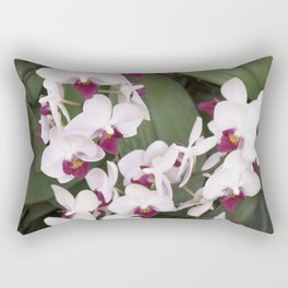 Longwood Gardens Orchid Extravaganza 1 Rectangular Pillow