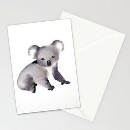 Cute Koala - Australian Animal Stationery Cards