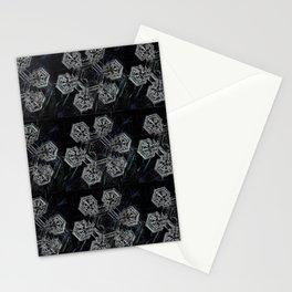 Flocons de Neige Stationery Cards