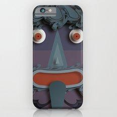 A Green Man that's Purple iPhone 6s Slim Case