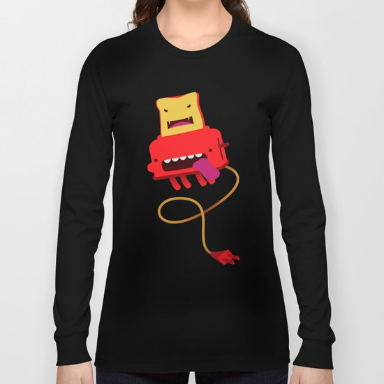 Red Toast Long Sleeve T-shirt