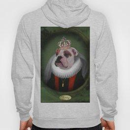English Bulldog Art - Lucy Hoody