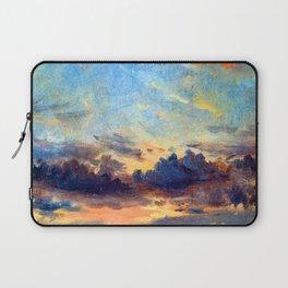 John Constable Cloud Study Laptop Sleeve