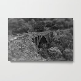 Hobbit Bridge Metal Print