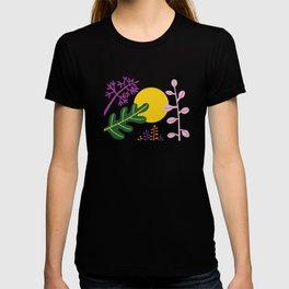 Ibiza flowers 30 T-shirt
