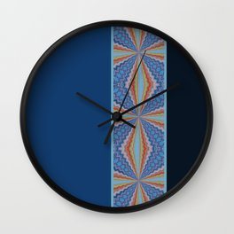 Expansion Wall Clock