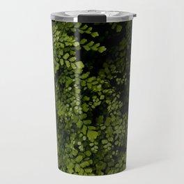 Small leaves Travel Mug