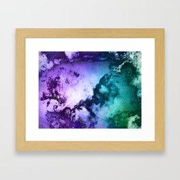 γ Tarazet Framed Art Print