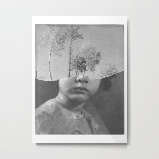 Back to Nature Metal Print