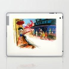 Pickering Wharf, Salem, Massachusetts Laptop & iPad Skin