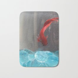Don't Bully My Betta Bath Mat