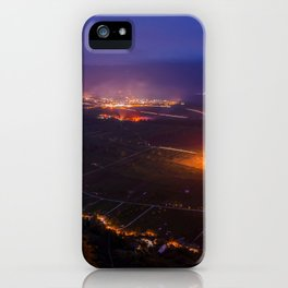 Nightscape 02 iPhone Case