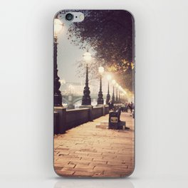 London Stroll  iPhone Skin