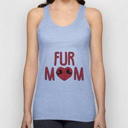 Fur Mom Unisex Tank Top