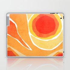 Modern Mid-Century Desert Sunset Laptop & iPad Skin
