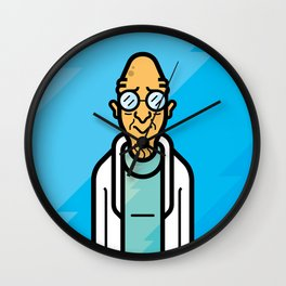 Professor Farnsworth Wall Clock