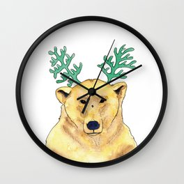 Ours Wall Clock