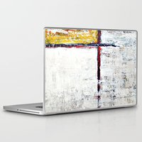 alone Laptop & iPad Skins featuring Alone by Claudia McBain