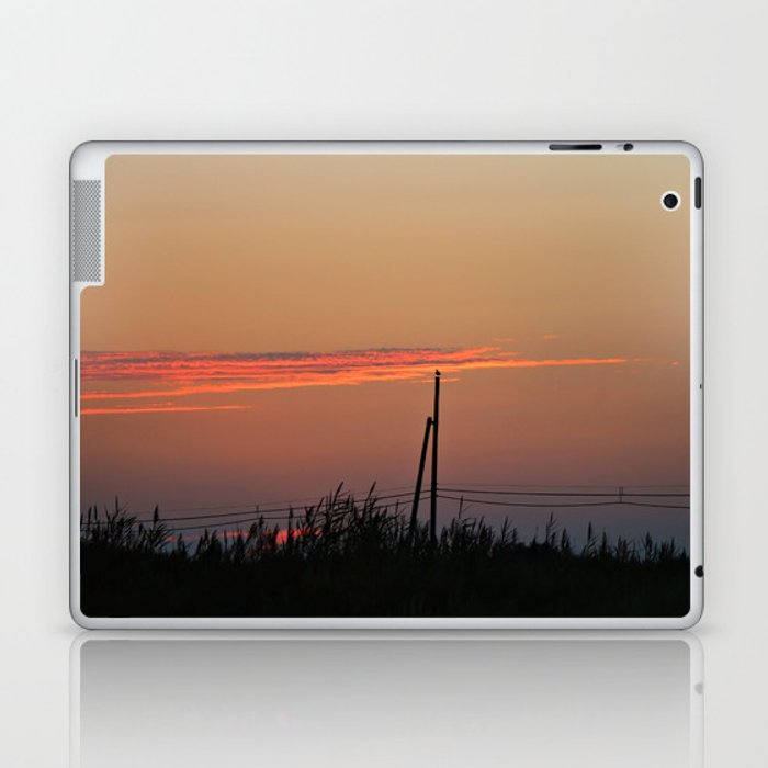 With my Wings comes Freedom Laptop & iPad Skin