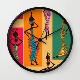 Queendom pt 2 Wall Clock