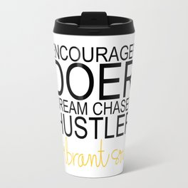 Vibrant Soul Travel Mug