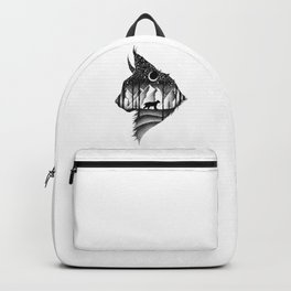 THE LYNX & THE MOON Backpack