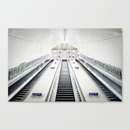 London Underground Canvas Print