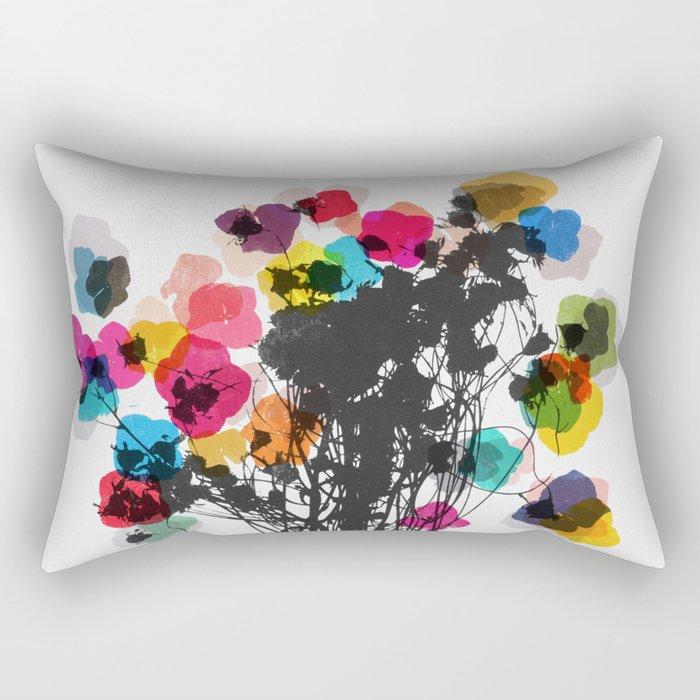 blossom 1 Rectangular Pillow