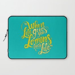 When Life Gives You Lemons... Laptop Sleeve