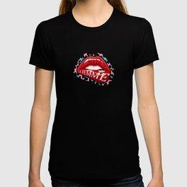 LA FEMME T-shirt