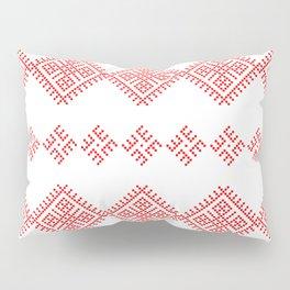 Pattern - Family Unit - Slavic symbol Pillow Sham