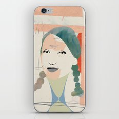 Elsa iPhone & iPod Skin