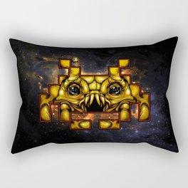Invaders IRL Rectangular Pillow