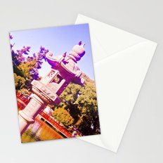 Steep incline. Stationery Cards
