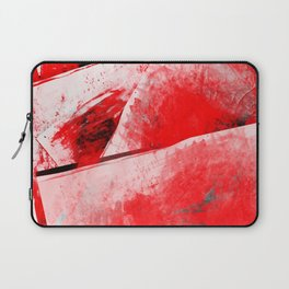 Bloody Mary - Abstract Digital Art Laptop Sleeve