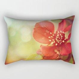 Love Me in Spring Rectangular Pillow